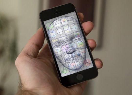 iPhone Reconnaissance Faciale