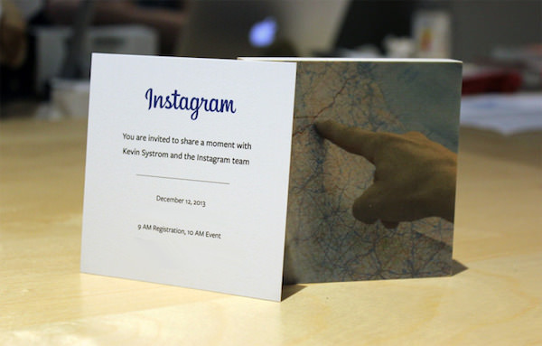invitation instagram