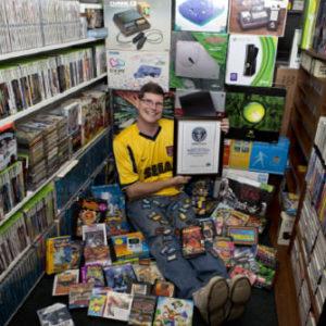 record nombre de jeux videos