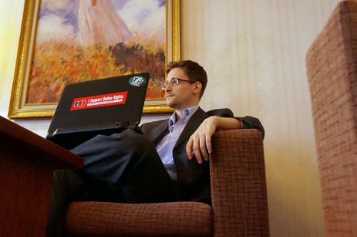 snowden interview washington post