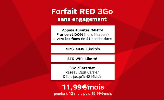 ventre privee red sfr