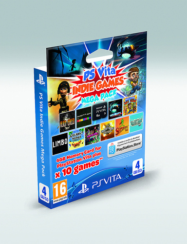 PS Mega Pack Indie