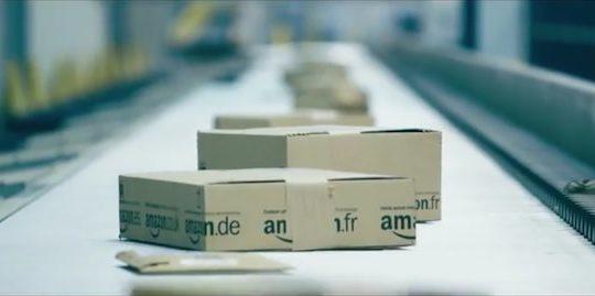Amazon Carton Usine