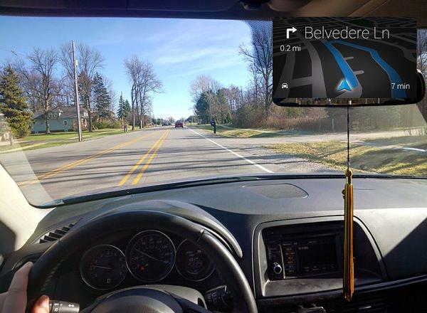 DriveSafe Google Glass 2