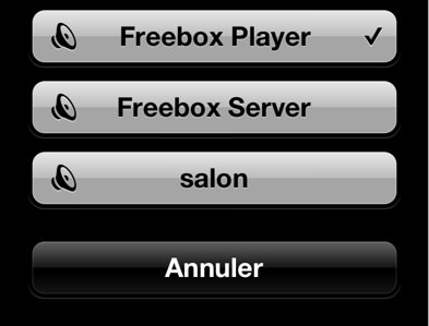 Freebox-Airplay