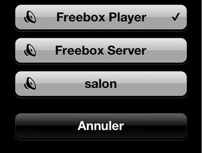 Freebox-Airplay