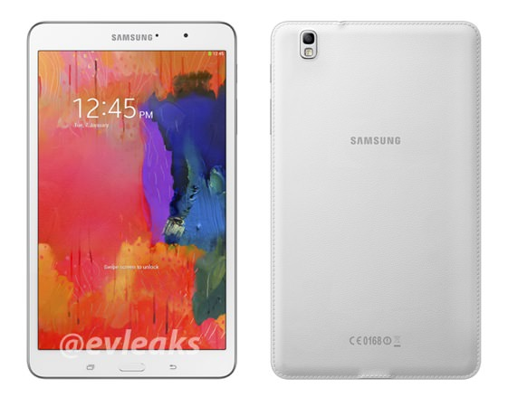 Galaxy Tab Pro 8.4 Fuite
