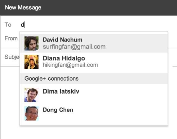 Gmail Mail Utilsiateurs Google Plus