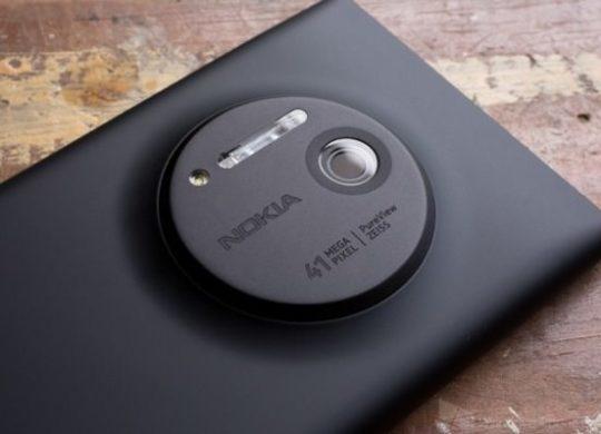 Lumia 1020 Appareil photo