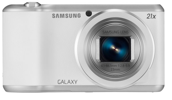 Samsung Galaxy Camera 2 Avant 2