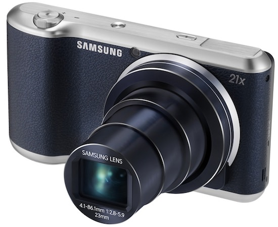 Samsung Galaxy Camera 2 Avant