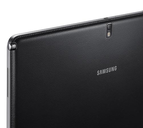 Samsung Galaxy NotePro Arriere