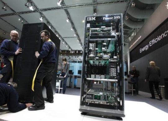 Serveur IBM