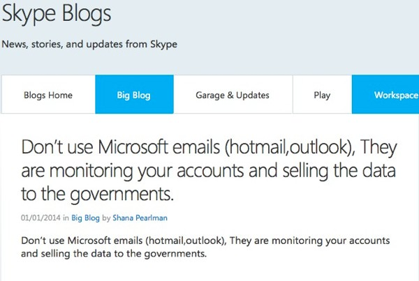 Skype Hack Armee Electronique Syrienne Blog