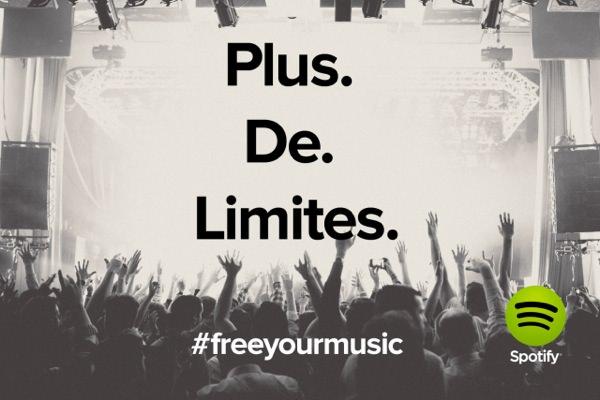 Spotify Plus de Limites Ecoute