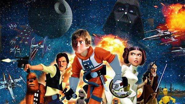 Star Wars Animation