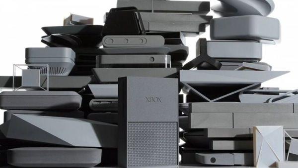 Xbox One Prototypes