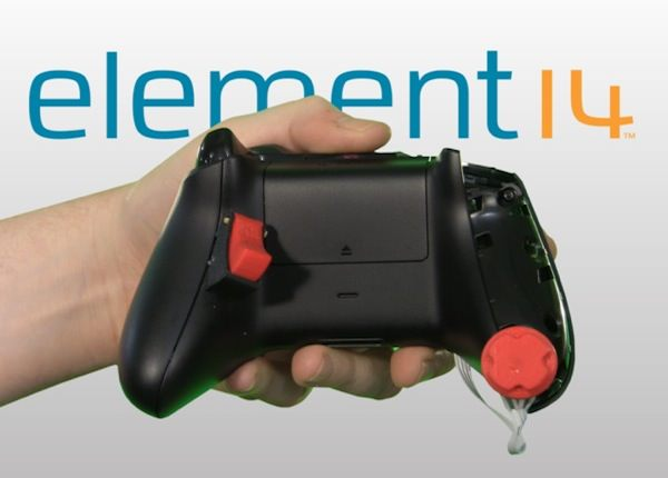 manette xbox one une main