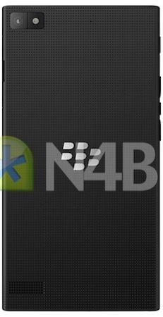 BlackBerry Z3 Fuite Arriere