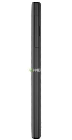 BlackBerry Z3 Fuite Droite