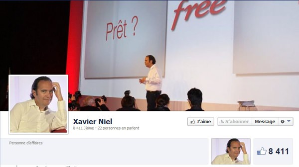 Facebook Xavier Niel Pret Couverture