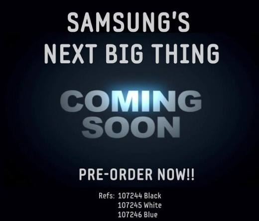 Galaxy S5 Coming Soon