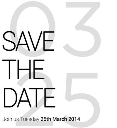 HTC Invitation Conference 25 mars