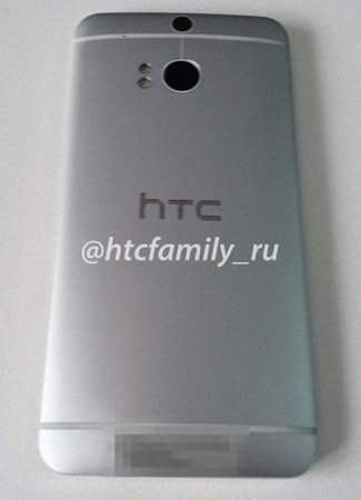 HTC One 2 Fuite Double Appareils Photo