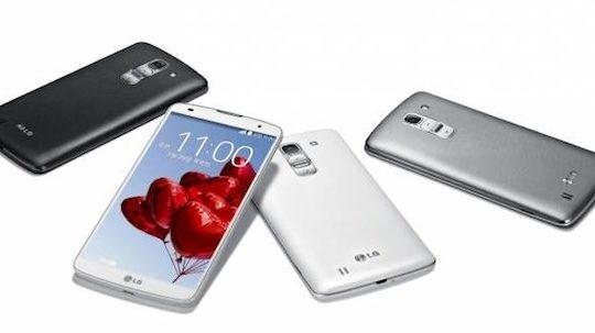 LG Pro 2 Differents Coloris