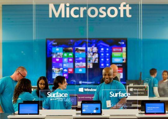 Microsoft Surface Windows 8 Boutique