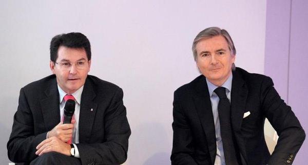 Olivier Roussat Jean-Yves Charlier