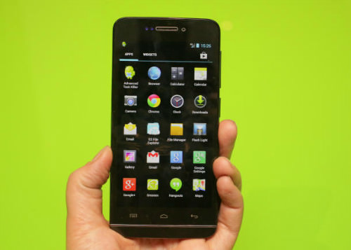 wiko wax smartphone 4g