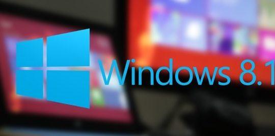 window 8.1