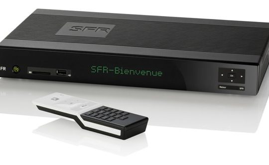 Box TV SFR