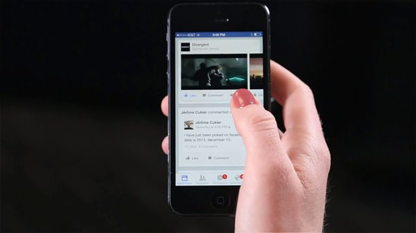 Facebook Publicite Video