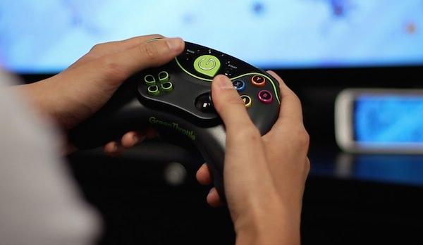 Green Throttle Games Manette