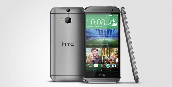 HTC One M8 Officiel