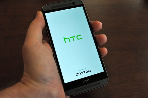 HTC One M8 Powered by Android