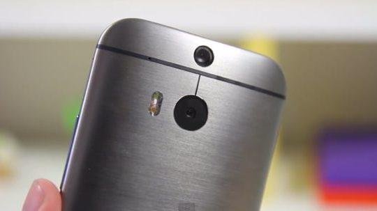 Nouveau HTC One M8 Arriere