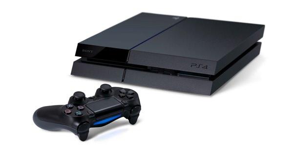 PlayStation 4 et Manette