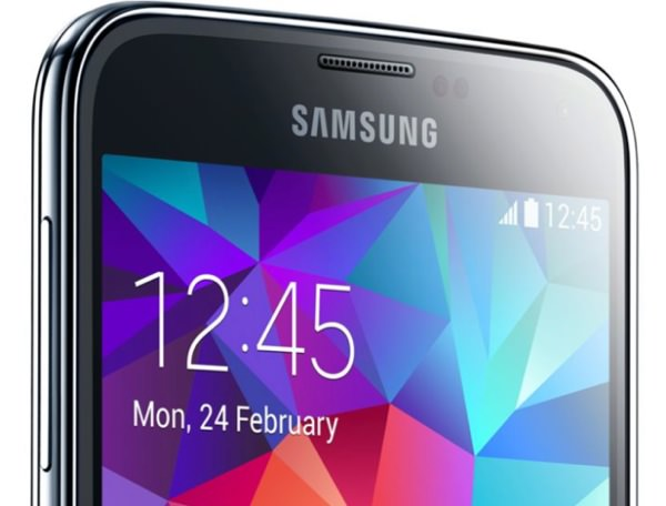 Samsung Galaxy S5 Ecran