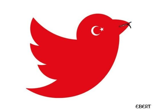 Twitter Bloque Turquie