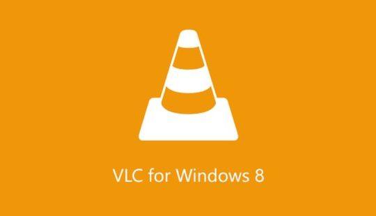 VLC Windows 8 Logo