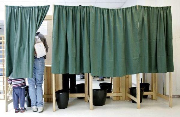 Vote Isoloir