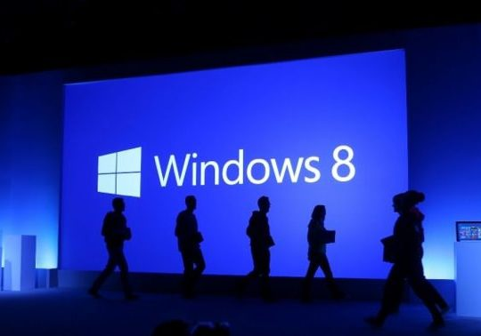 Windows 8 Illustration