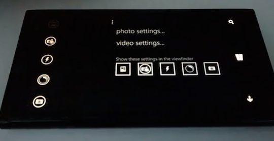 appareil photo windows phone 8.1
