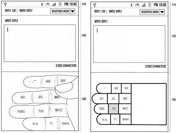 samsung-brevet clavier main-2