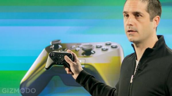 Amazon Fire TV Manette Keynote