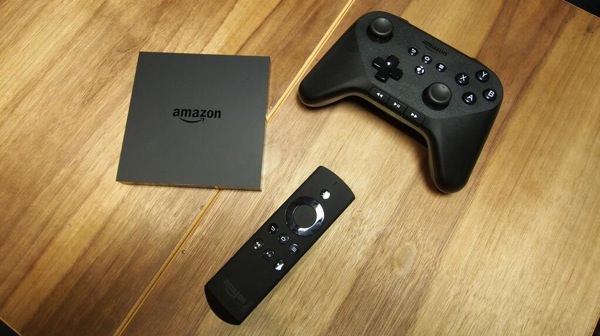 Amazon Fire TV Manette Telecommande