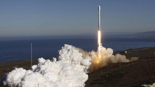 Falcon 9-Space X
